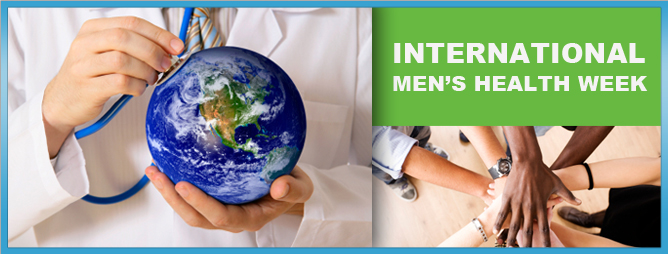 International Men's Health Week