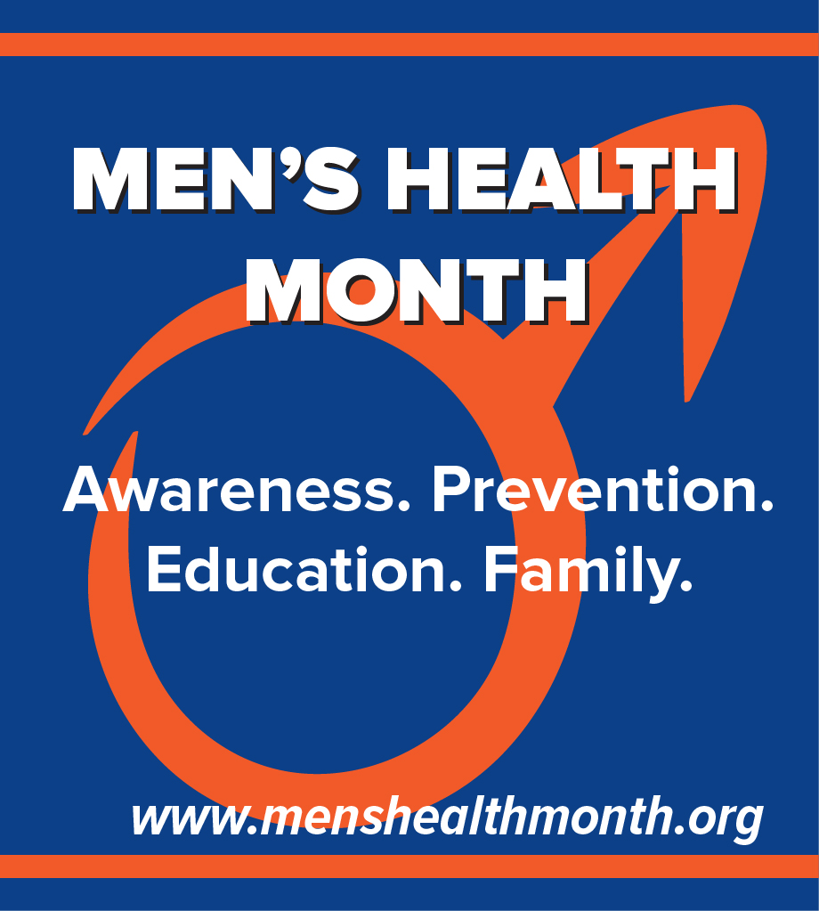 Men's Health Month Web Banners | Mens Health Month