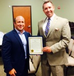 Hendersonville, TN MHW - Mayor Scott Foster + MHN's Mike Leventhal